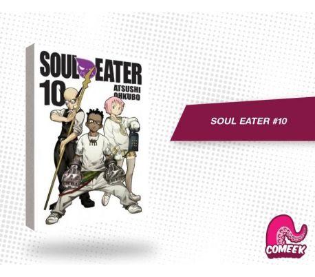 Soul Eater número 10