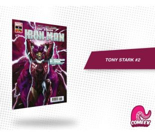 Tony Stark nueva serie num 2