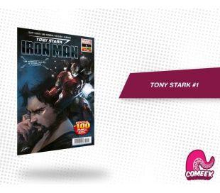 Tony Stark número 1 nueva serie