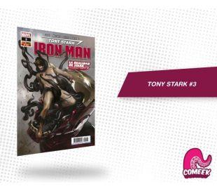 Tony Stark nueva serie número 3