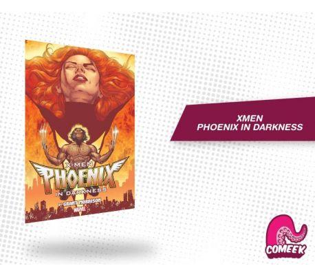 Xmen Phoenix In Darkness
