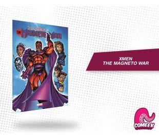 The Magneto War TPB