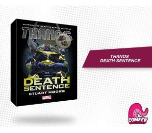 Thanos Death Sentence