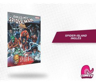 Spiderman Spider Island