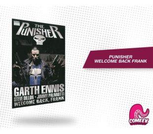 Punisher Welcome Back Frank