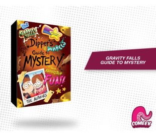 Gravity Falls Guide To Mistery