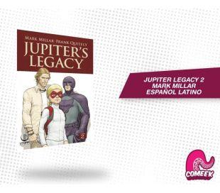 Jupiter Legacy Vol 2
