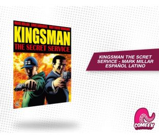 Kingsman The Service Secret