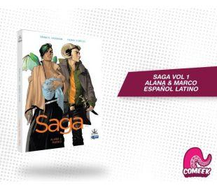 Saga Vol 1 Alana & Marco