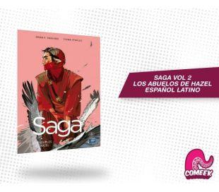 Saga Vol 2 Los Abuelos de Hazel