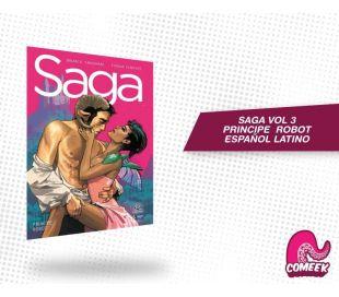 Saga Vol 3 Principe Robot
