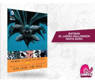 Batman largo Halloween Edición pasta dura