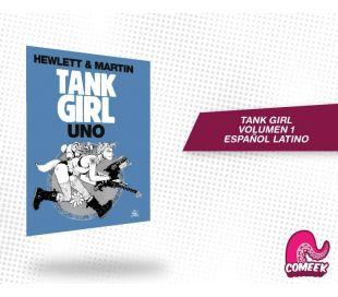 Tank Gril Vol 1