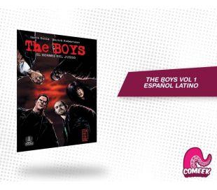 The Boys Vol 1