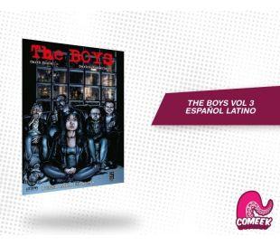 The Boys Vol 3