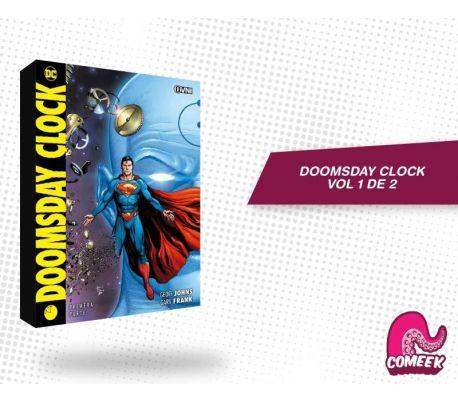 Doomsday Clock Vol 1 de 2