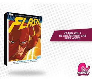 Flash Vol 1 El relámpago cae dos veces