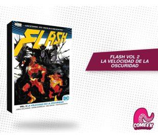 Flash Vol 2 La velocidad de la Oscuridad