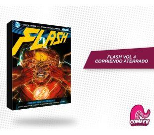 Flash Vol 4 Corriendo Aterrado