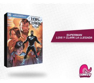 Superman Lois and Clark La llegada