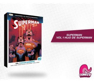Superman Vol 1 Hijo de Superman