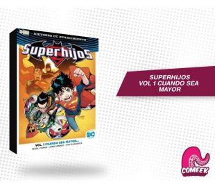 Superhijos Vol 1 Cuando Sea Mayor