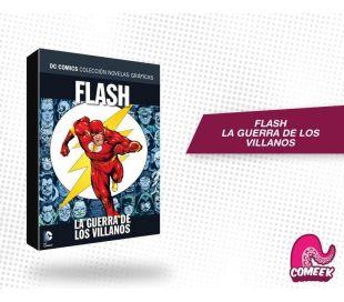 Flash La Revolución de los Villanos