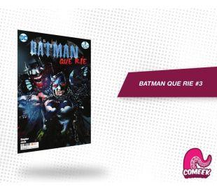 Batman que rie número 3