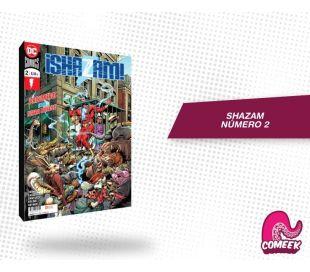 Shazam número 2 nueva serie