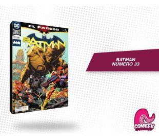 Batman número 33