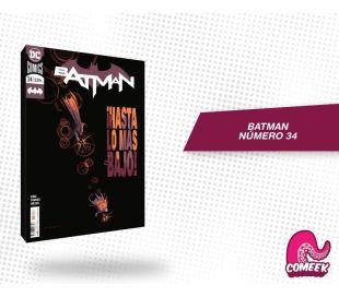 Batman número 34