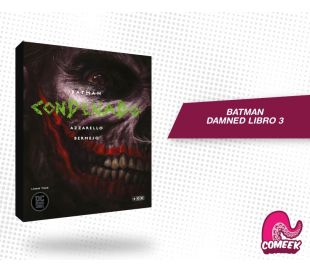 Batman Damned Español Libro 3