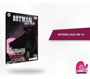 El Batman que rie número 4