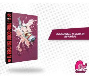 Doomsday Clock número 3 Español