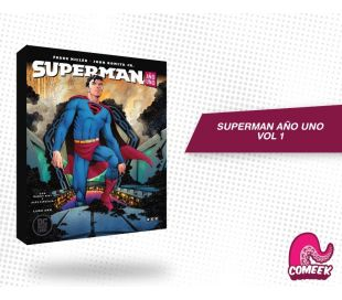 Superman Año Uno Vol 1