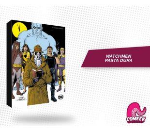 Watchmen Pasta Dura