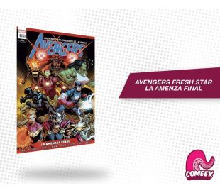 Avengers Fresh Star Amenaza Final