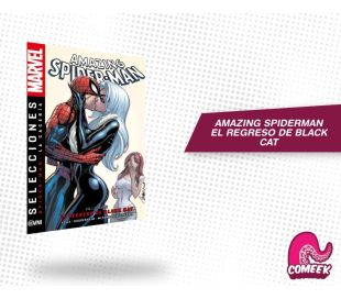 Amazing Spiderman El Regreso de Black Cat