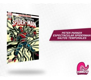 Peter Parker El espectacular Spider-Man Vol. 3 Saltos Temporales