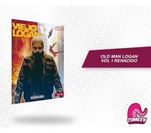 Old Man Logan Vol 1 Renacido