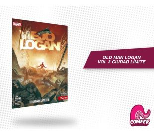 Old Man Logan Vol 2 Ciudad Límite