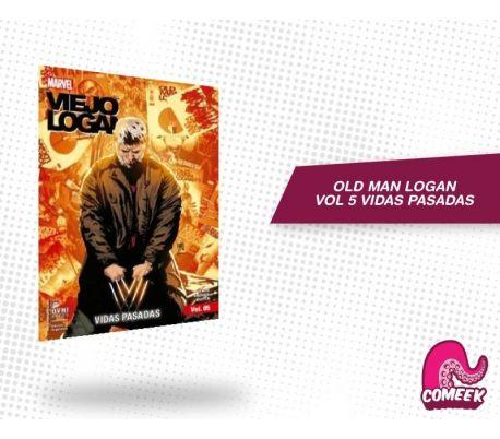 Old Man Logan Vol 5 Vidas Pasadas