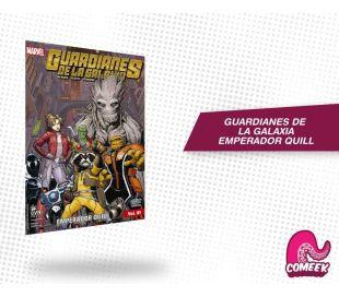Guardianes de La Galaxia Vol 1 Emperador Quill