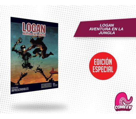 Logan Aventura en la Jungla Edición Especial