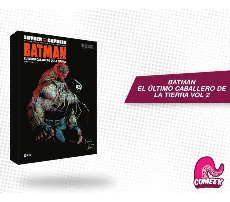Batman El Último Caballero de la Tierra Vol 2
