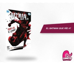 El Batman que rie número 7
