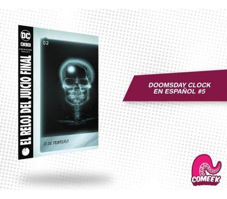 Doomsday Clock número 5 Español