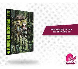 Doomsday Clock número 6 Español
