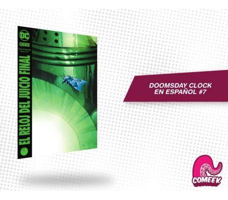 Doomsday Clock número 7 Español