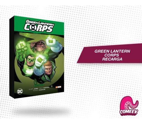 Green Lantern Corps Vol 1 Recarga